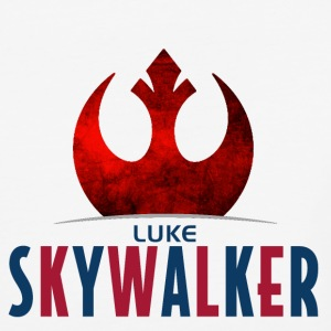 Beer Wars - Luke - Baseball T-Shirt