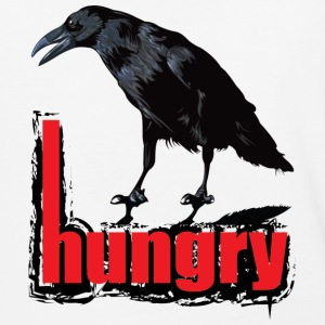 Hungry - Baseball T-Shirt