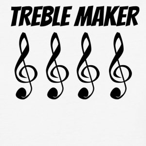 Treble Maker - Baseball T-Shirt