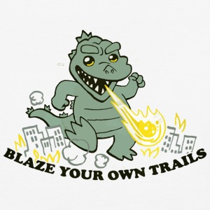 Blaze Your Own Trails - Baseball T-Shirt