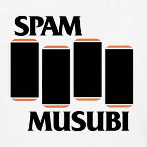 SPAM MUSUBI FLAG - Baseball T-Shirt