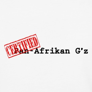 Pan-Afrikan Gz with Certified Stamp - Baseball T-Shirt