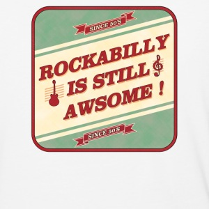 Rockabilly 50's Vintage - Baseball T-Shirt