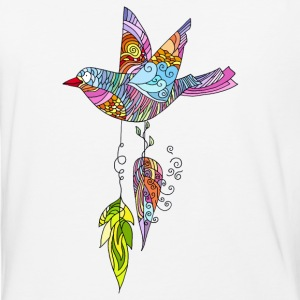 Free as a Bird - Baseball T-Shirt