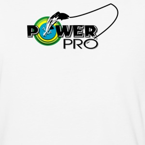 POWER PRO FISHING LINE - Baseball T-Shirt