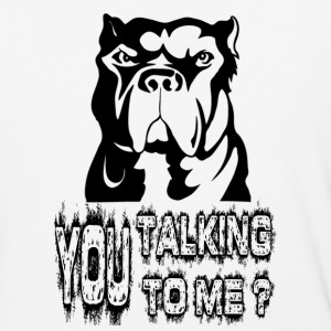 YOU TALKING TO ME ? - Baseball T-Shirt