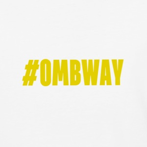 #OMBWAY - Baseball T-Shirt