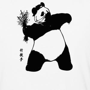Bamboo Thrower - Baseball T-Shirt