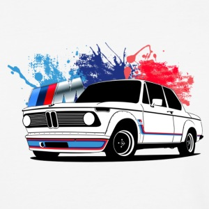 BMW 2002 - Baseball T-Shirt