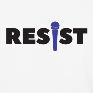 Resist Vocals - Baseball T-Shirt