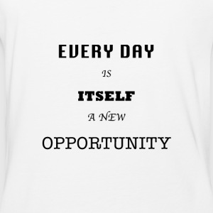 Opportunity - Baseball T-Shirt