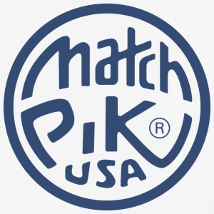 Match Pik USA - Baseball T-Shirt