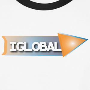 iGlobal Theme T Shirt - Baseball T-Shirt