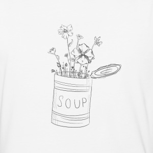 Soup. - Baseball T-Shirt