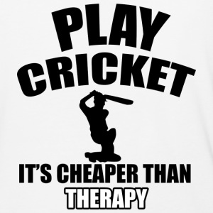 cricket design - Baseball T-Shirt