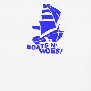 BOATS N HOES - Baseball T-Shirt