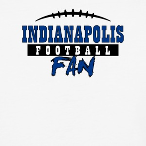 Indianapolis football fan - Baseball T-Shirt