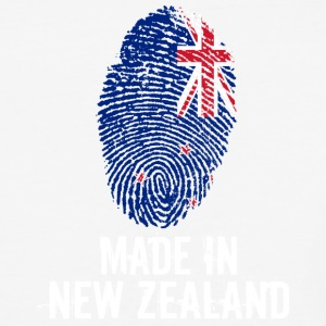 Made In New Zealand - Baseball T-Shirt