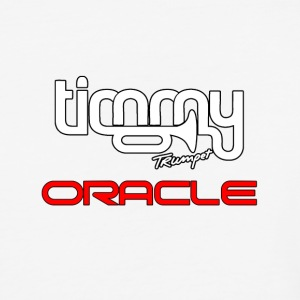Timmy Trumpet - Oracle III - Baseball T-Shirt