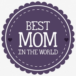 best_mom_in_the_world - Baseball T-Shirt