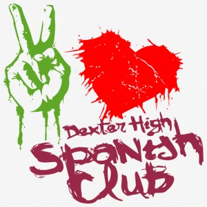 Dexter High Spanish Club - Baseball T-Shirt
