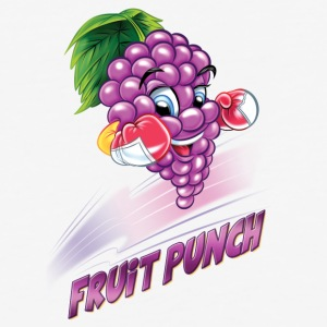 Fruit Punch Punny - Baseball T-Shirt