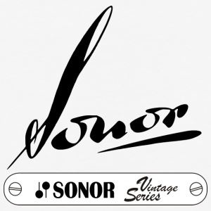 sonor vintage series - Baseball T-Shirt