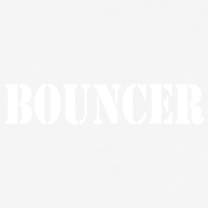bouncer front - Baseball T-Shirt