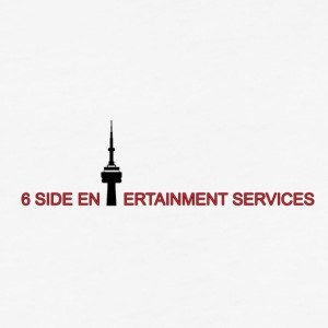 6 SIDE ENTERTAINMENT - Baseball T-Shirt