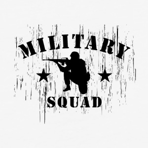 Military squad - Baseball T-Shirt