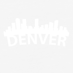 Arc Skyline Of Denver CO - Baseball T-Shirt