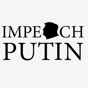 Impeach Putin - Baseball T-Shirt