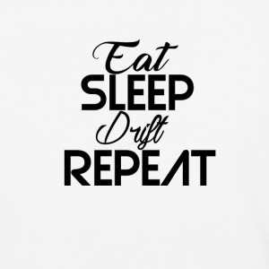 Eat Sleep Drift Repeat - Baseball T-Shirt