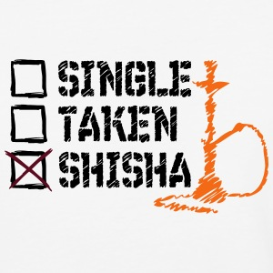 SINGLE? TAKEN? SHISHA! - Baseball T-Shirt