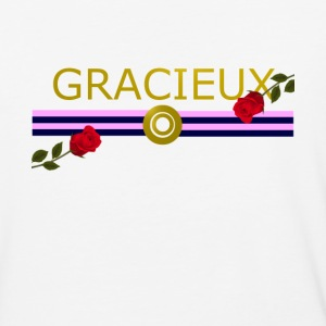 Gracieux / Graceful Fashion design - Baseball T-Shirt