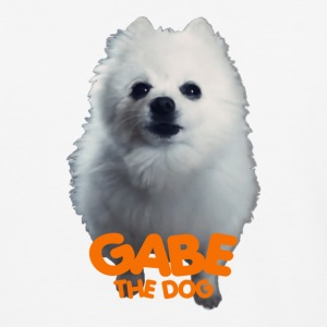 GABE THE DOG - Baseball T-Shirt