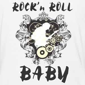 ROCK'N ROLL BABY - Baseball T-Shirt