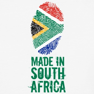 Made In South Africa - Baseball T-Shirt