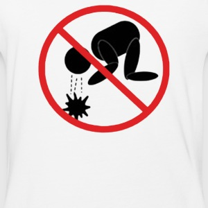 No Puke Drinking Alcohol Beer Cool - Baseball T-Shirt