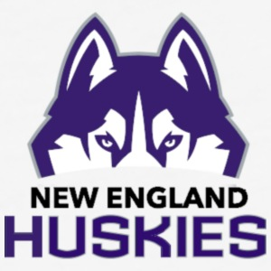 Huskies Logo #1 - Baseball T-Shirt
