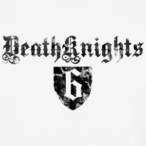 Deathknight6Shieldshirt - Baseball T-Shirt