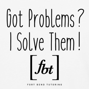 Got Problems? I Solve Them! - Baseball T-Shirt