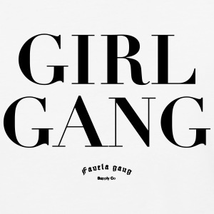 GIRL GANG - Baseball T-Shirt
