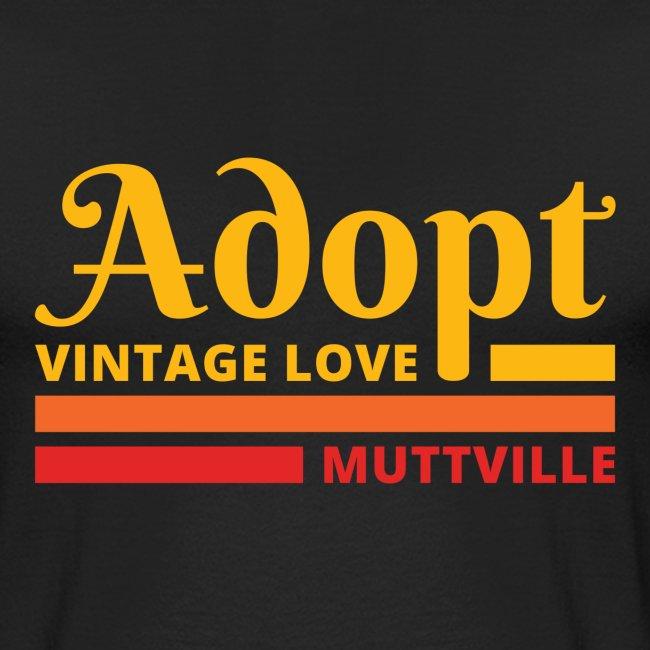 Adopt Vintage Love retro colors