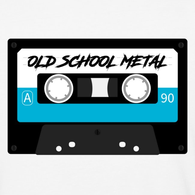 Cassette - Old School Metal