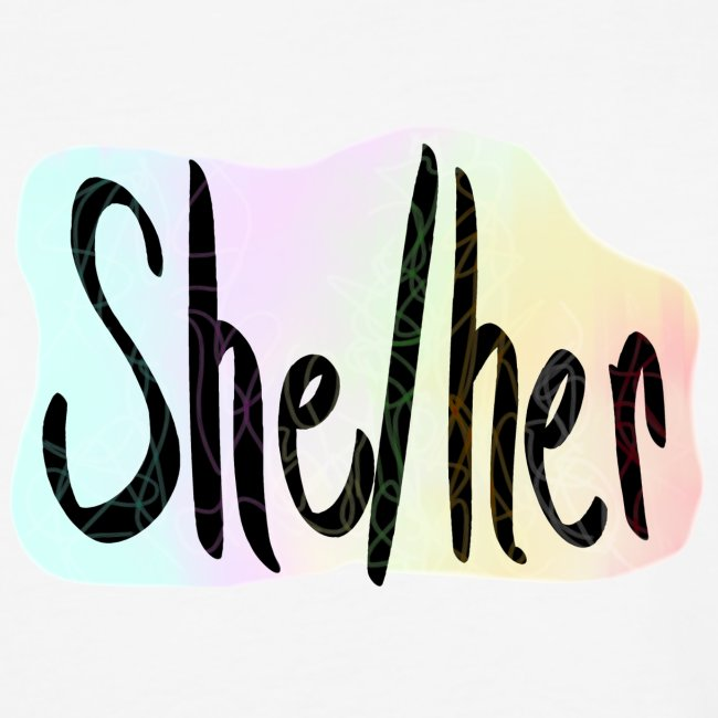 She/Her 1 - Large