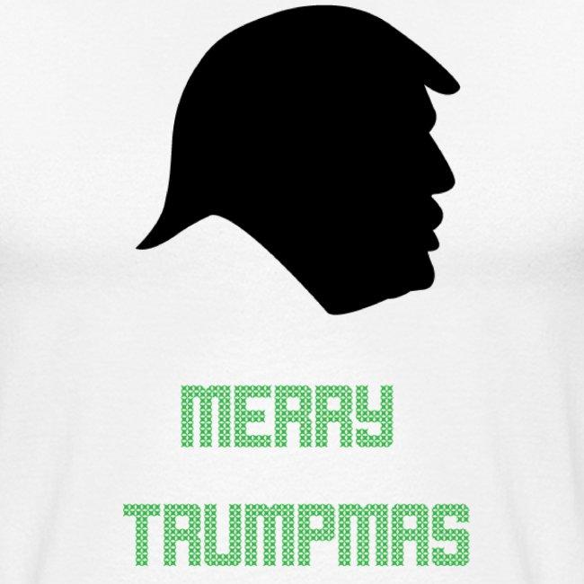 Merry Trumpmas Green