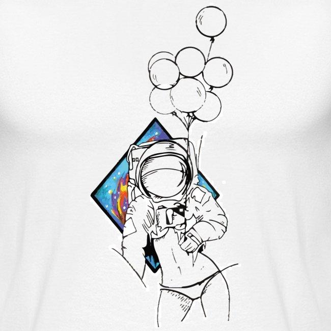 Astronaute - Art'Norme