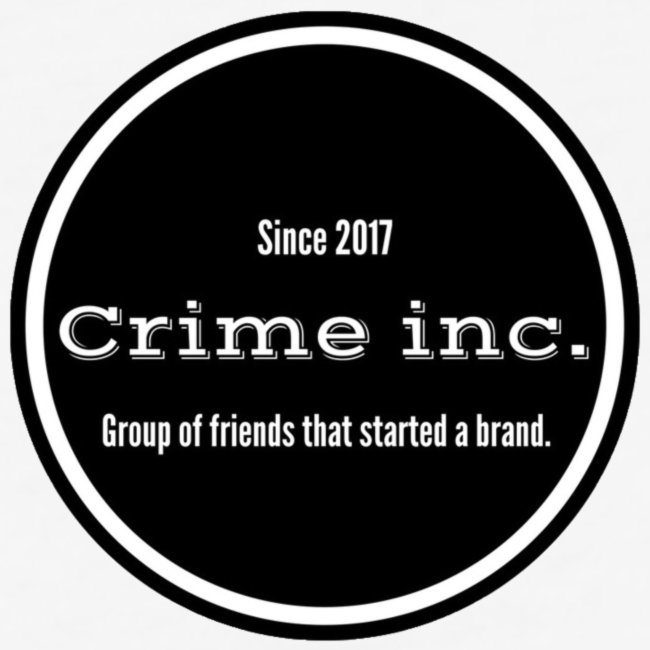 Crime Inc Small Design