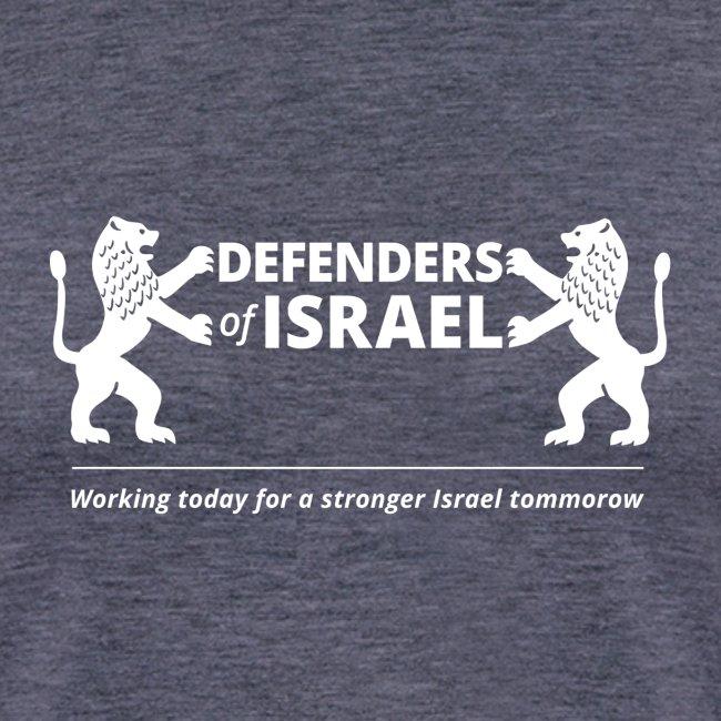 Defenders Of Israel White